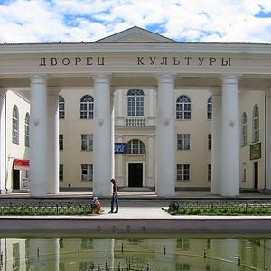 Дворцы и дома культуры Бураево