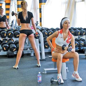 Фитнес-клубы Бураево