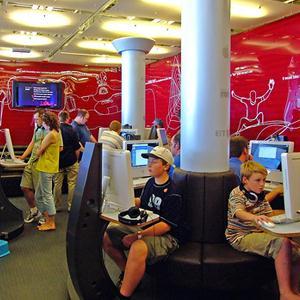 Интернет-кафе Бураево