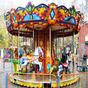 Парки культуры и отдыха Бураево