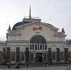 Железнодорожные вокзалы в Бураево