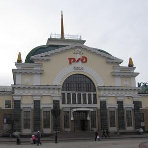 Железнодорожные вокзалы Бураево